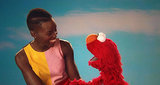 Lupita Nyong'o Visits 'Sesame Street' and It's All Kinds of Adorable (VIDEO)