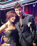 Maksim Chmerkovskiy, Meryl Davis Reunite at Dancing With the Stars' Season 19 Premiere: Picture