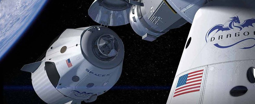 American-Made Space Taxis Are thte Future of the Nation's New Space Age