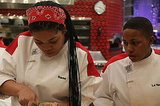 'Hell's Kitchen' Recap: The Blue Team Shines While the Red Whines