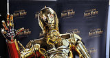 C-3PO Is Getting a Spiffy New Suit in 'Star Wars: Episode VII'