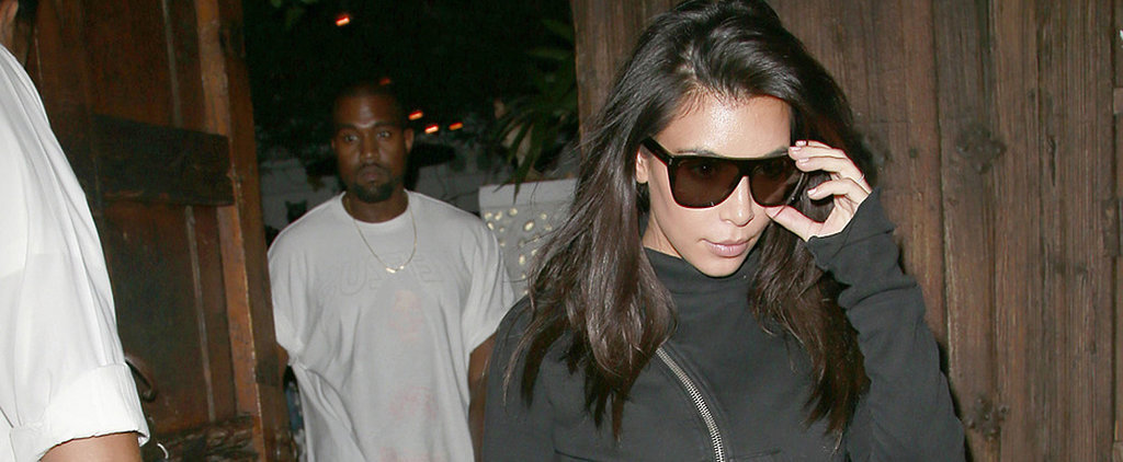 Kim Kardashian Admits She and Kanye West Are Trying For Baby No. 2