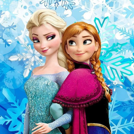 It Was Only a Matter of Time: You Can Now See the Real-Life Frozen Wedding Dress