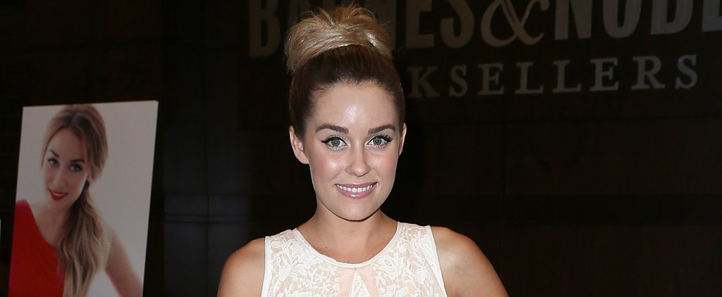Of Course Lauren Conrad Wore a Cat Eye on Her Wedding Day