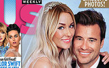 See Lauren Conrad and William Tell's First Wedding Photo!