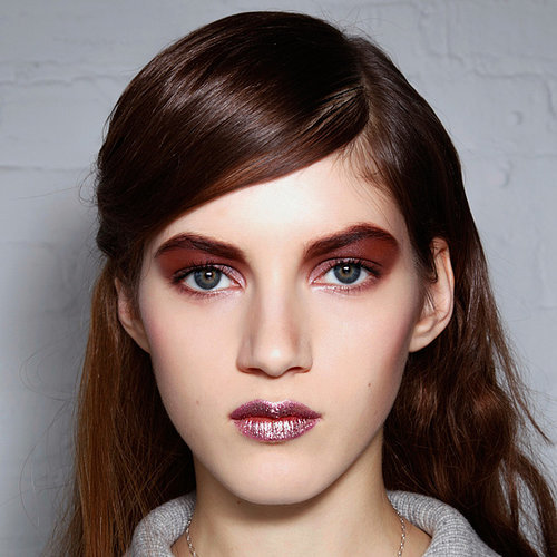How to Wear Metallic Lipstick