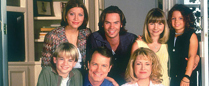 The 7th Heaven Cast Reunites For a Cute TV-Family Photo