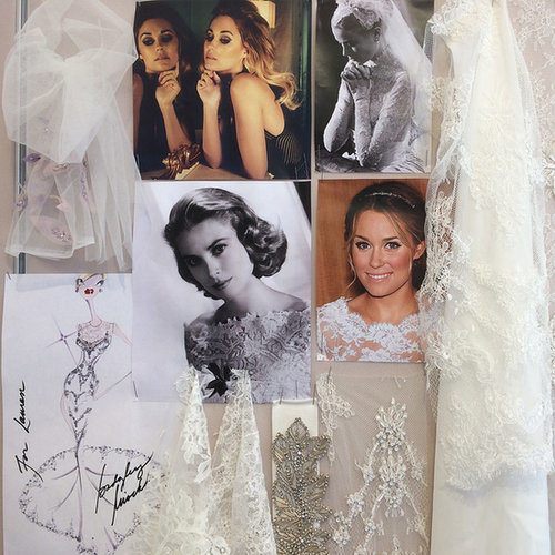 Lauren Conrad Wedding Dress | Pictures