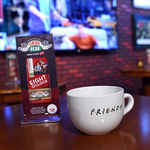 Friends Central Perk Coffee Shop