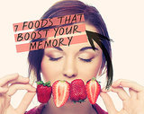 7 Foods That Boost Your Memory
