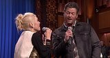 Best of Late Night TV: Blake Shelton & Gwen Stefani Lip Sync, Len Goodman Spills 'DWTS' Secrets (VIDEO)
