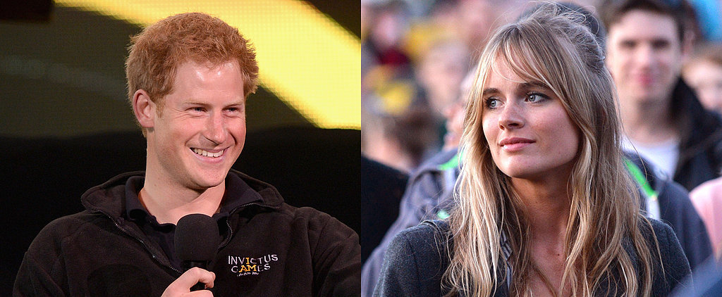 Is Prince Harry Back Together With Cressida Bonas?
