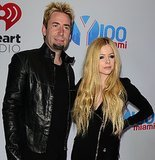 Avril Lavigne and Chad Kroeger are breaking up