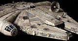 J.J. Abrams Reveals the Millennium Falcon From 'Star Wars: Episode VII' (VIDEO)