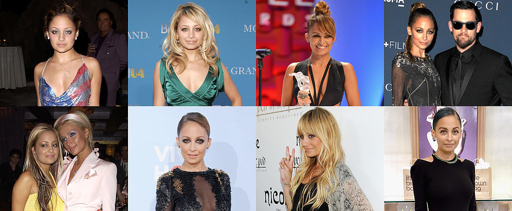 You Won't Believe How Much Nicole Richie Has Changed Since 2001