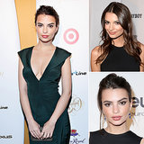 Emily Ratajkowski Best Natural Makeup Looks