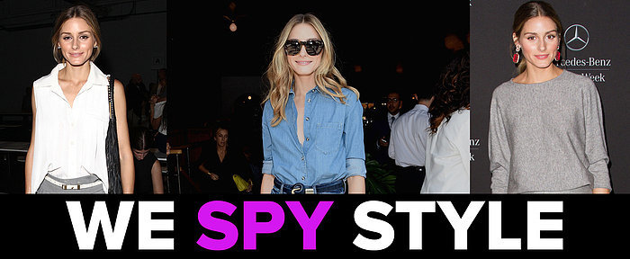 We Spy: Did Olivia Palermo Rule Fashion Week?