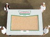 Coming To A Wedding Near You: 2,400 Krispy Kreme Donuts