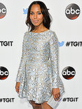 Kerry Washington Feels 'Very Blessed' by Motherhood