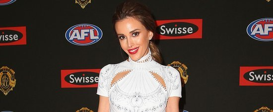 WAGs Frock Up For the 2014 Brownlow Medal