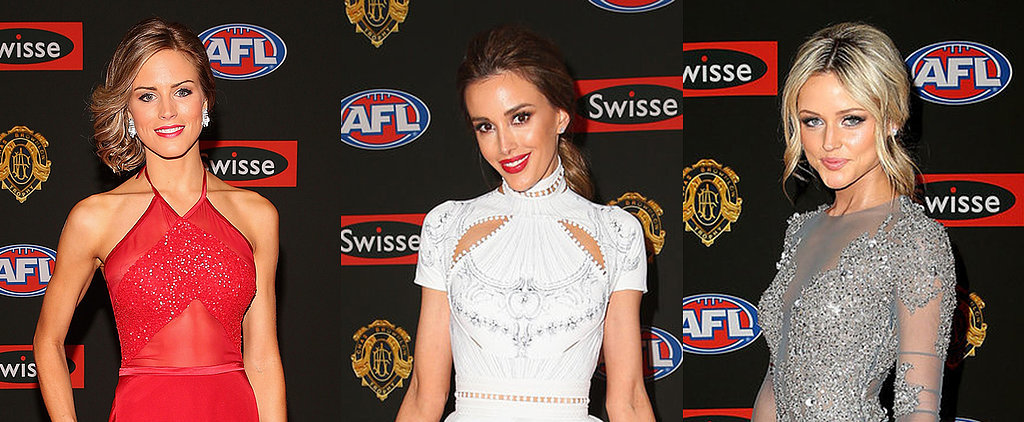 All the Beauties on the Brownlow Medal Red Carpet Shone