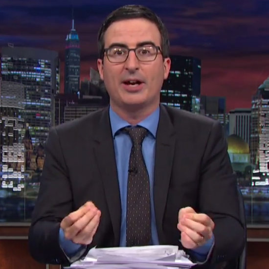 John Oliver's Exposé of the Miss America Pageant Will Make Your Jaw Drop