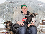 See What Gus Kenworthy's Sochi Rescue Puppies Look Like Today!
