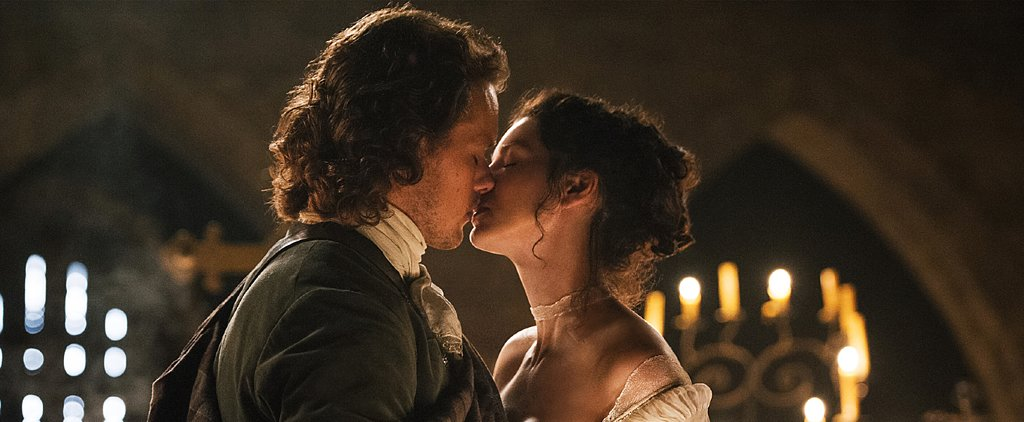 Get a Peek at Jamie and Claire's Outlander Wedding Album