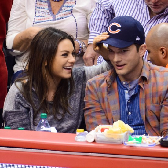 Mila Kunis and Ashton Kutcher Welcome a Baby Girl!