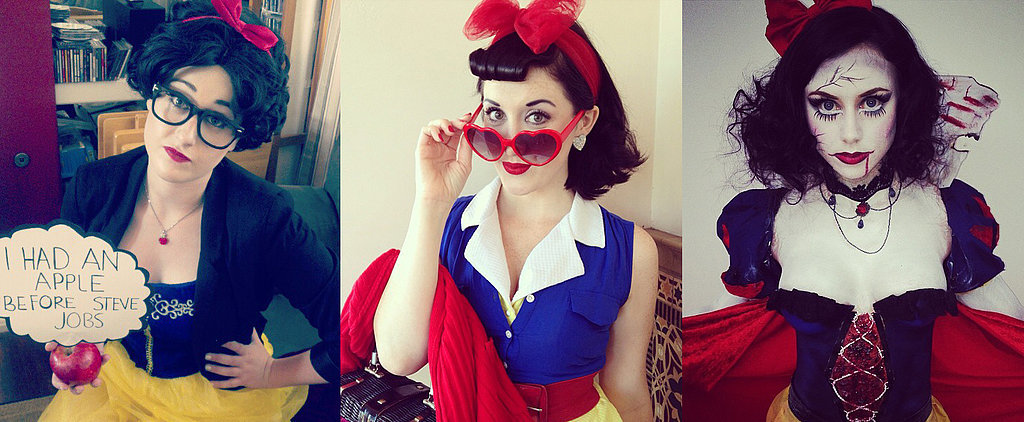 22 Ways to Channel Snow White This Halloween