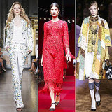 Rachel Zoe's Favorite Looks From Milan Fashion Week