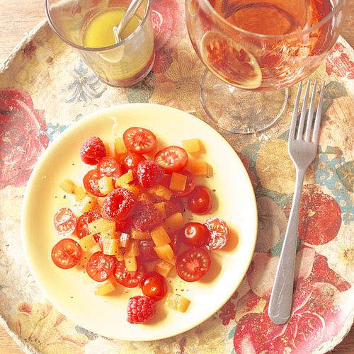 Tomato Salad & Rosé Dressing