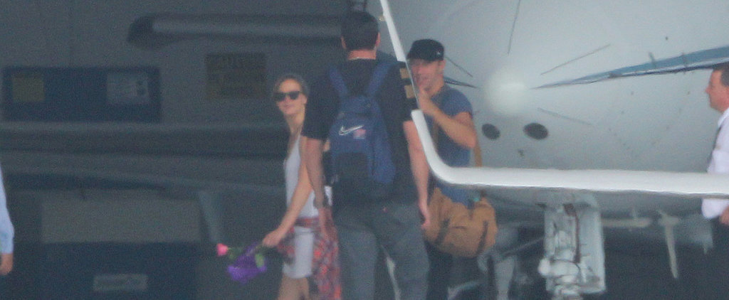 Jennifer Lawrence and Chris Martin Take Their Relationship to the Next Level