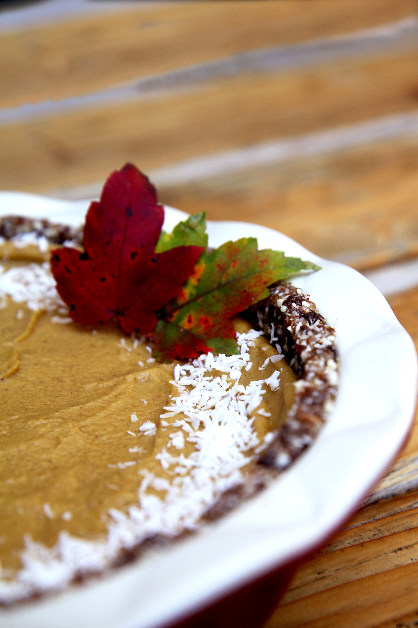 , Gluten-Free Pumpkin Pie | Get Into Fall With These Healthy Pumpkin ...