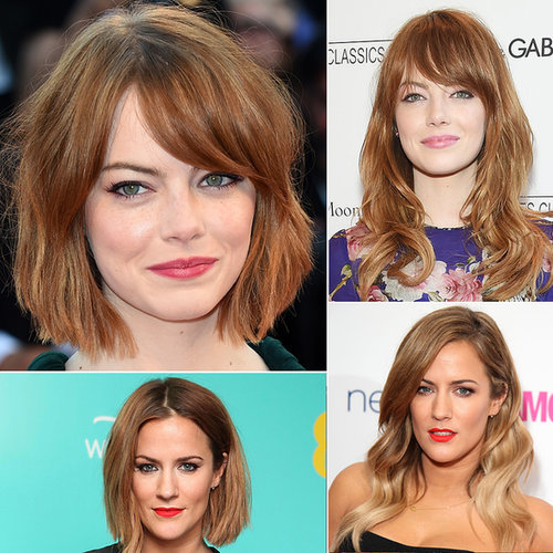 Celebrities Who Cut Their Hair Short   Hairstyle Pictures