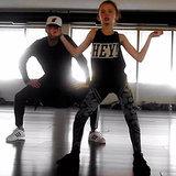 11-Year-Old Taylor Hatala Anaconda Dance Video