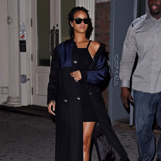 Copy Rihanna's Outfit, and You'll Be Ready For Spring '15