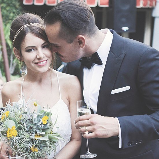 Dreamy and Pastoral LA Wedding