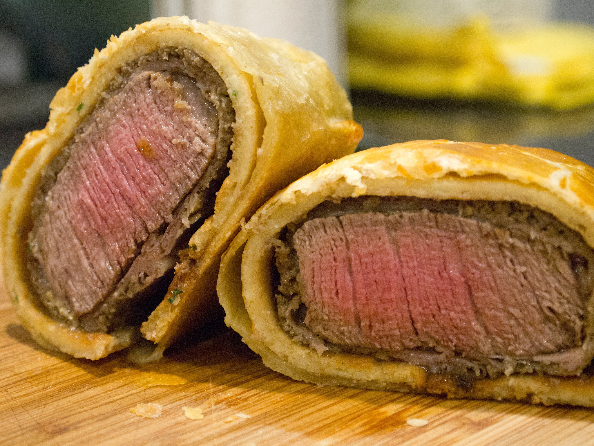 TV Dinners: Make the Infamous Beef Wellington From Hell's Kitchen