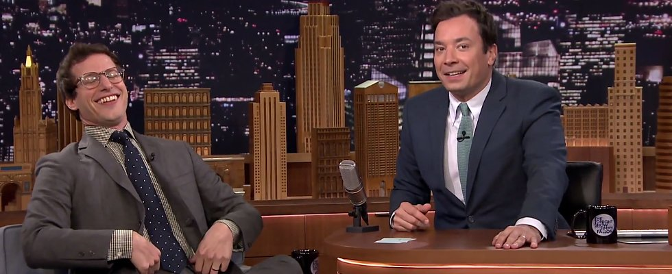 Andy Samberg's Even Funnier When He Pairs Up With Jimmy Fallon
