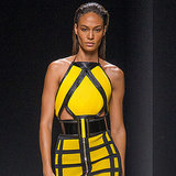 Balmain Spring 2015 Paris Fashion Week Runway Pictures
