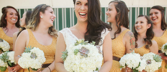 7 Rules For Choosing Your Bridesmaids' Dresses