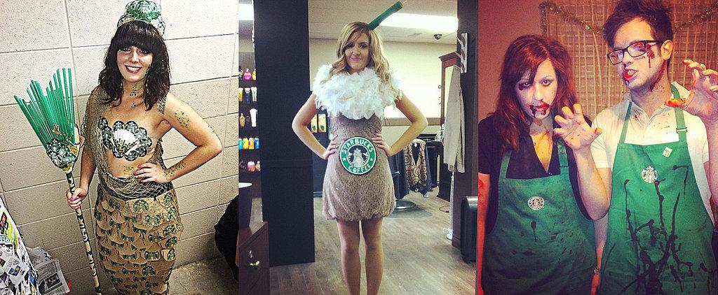 10 DIY Starbucks Costumes For Die-Hard Coffee Enthusiasts
