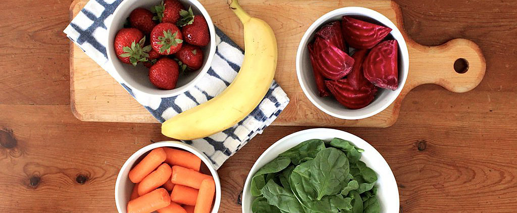 Here's What a Full Week of Fruits and Veggies Looks Like