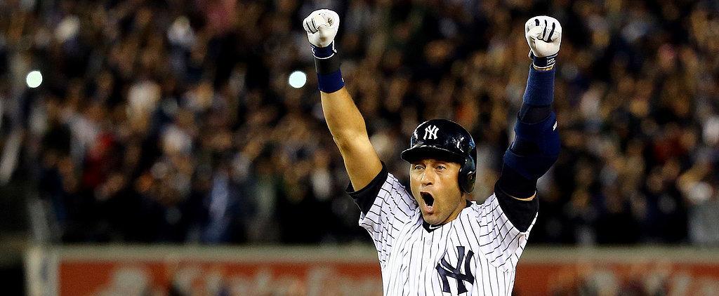 Derek Jeter's Final Game at Yankee Stadium Has a Storybook Ending