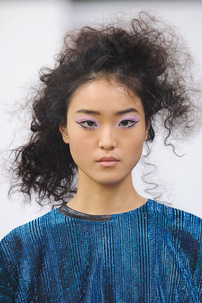 Spring 2015 Paris Fashion Week Hair And Makeup Popsugar Beauty