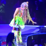 Video Of Lady Gaga Stopping Fight At Her Concert