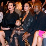 Celebrities Front Row at Fashion Week Spring 2015