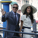 Breaking Down George Clooney and Amal Alamuddin's Wedding by the Numbers