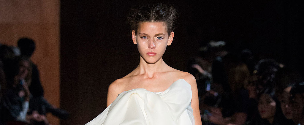 Ellery Wins Paris Fashion Week With Touch-Me-Now Textures and Razor-Sharp Tailoring